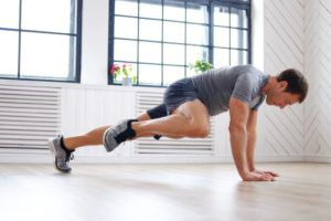 Health tips for men to workout at home