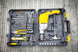 10 Popular Power And Hand Tool Kits
