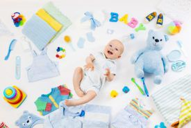 Accessories You Can Buy For Your Baby Boy