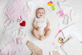 Accessories You Can Buy For Your Baby Girl