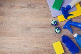 A few tips to clean hardwood floor