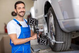 Benefits of coupons for wheel alignment by Firestone