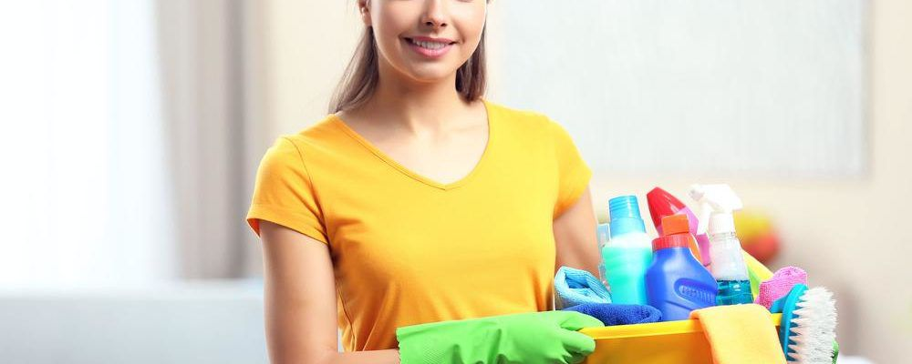 Choosing the best cleaning supplies for your house