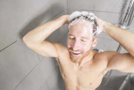 Choosing the right shampoo as per the scalp condition