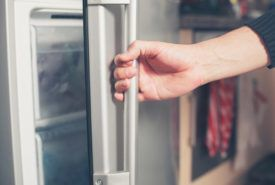 Comparing chest freezers and commercial upright freezers