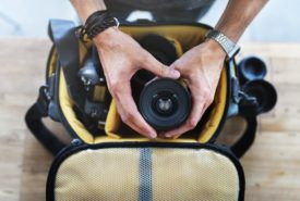 Different Types Of Camera And Photo Kits