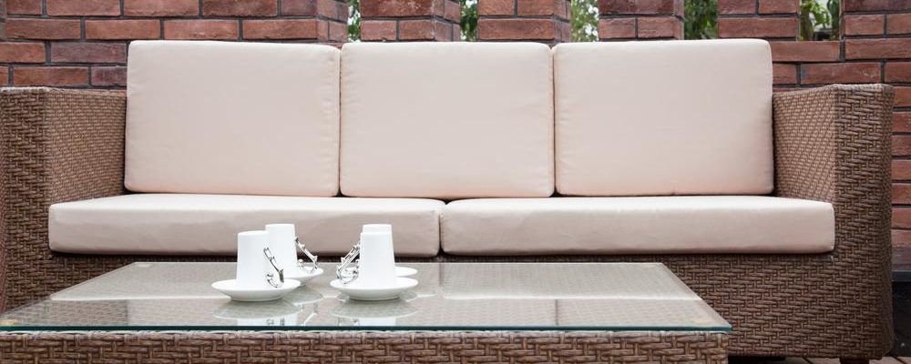 Easy steps to clean the seat cushions on patio furniture
