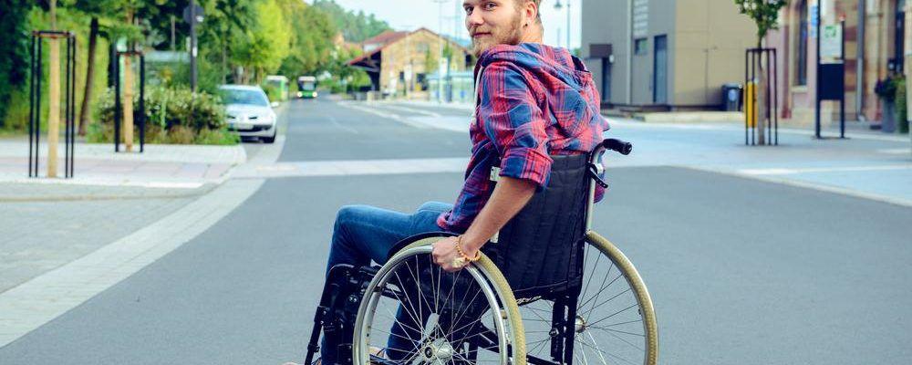 Electric vs. manual wheelchair