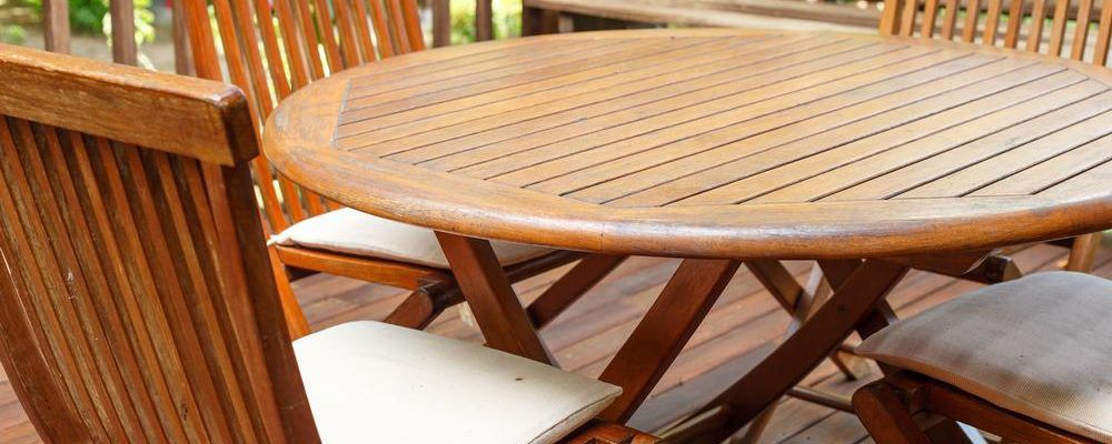 Here's why buying outdoor furniture  important
