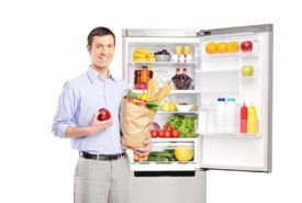 Improving energy efficiency of your refrigerator