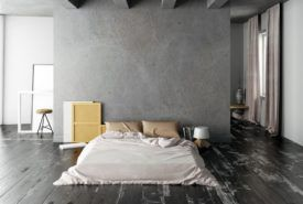 Interesting ways of organizing your bedroom furniture