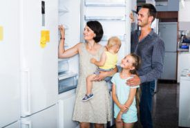 Reviewing the best refrigerators of 2017