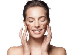 Sensitive skin – Choose the scrub carefully