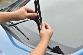 Steps to be followed for replacing the windshield by yourself