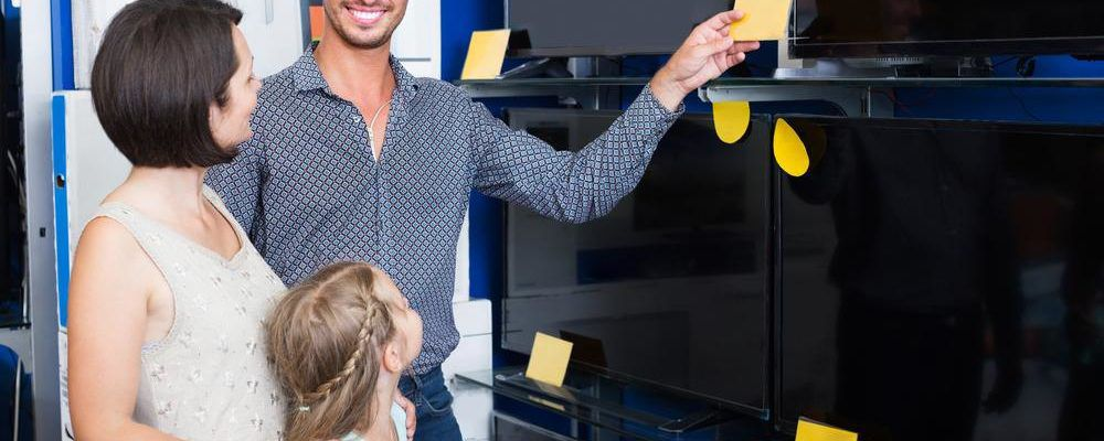 The merits of flat screen TV viewing experience