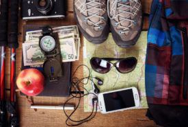 Things you can include in your luggage and travel gear