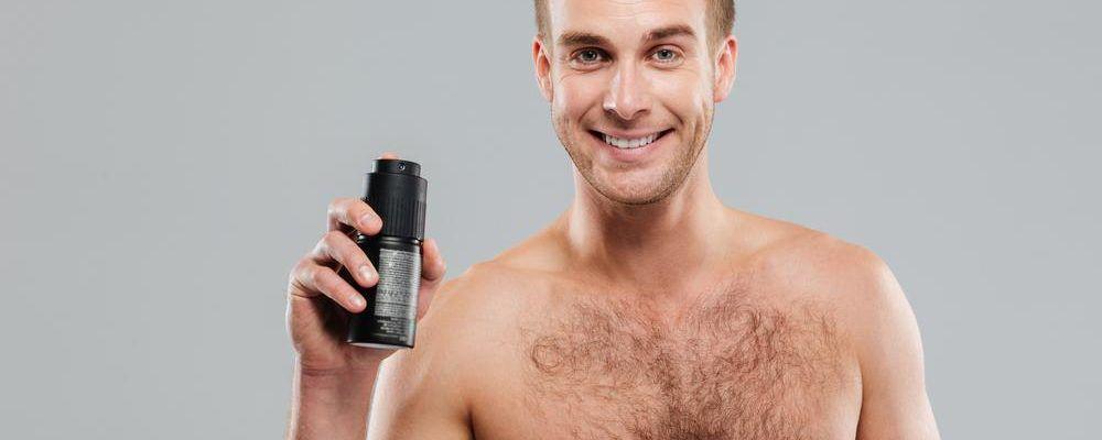 Tips to choose a good men's deodorant