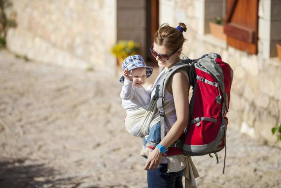 Top baby travel gear items to pack for your newborn