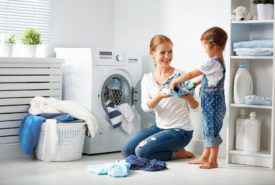 Top front load washers of 2017 for small homes
