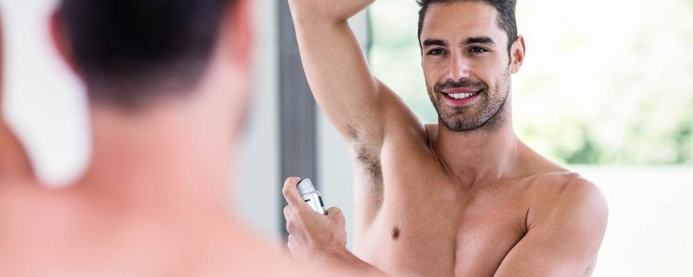 Top quality antiperspirants and deodorants for men